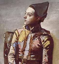 Picasso 1881-1973 - Harlequin