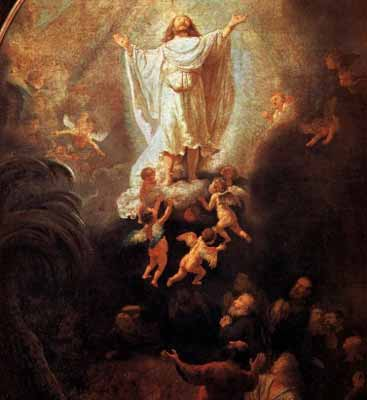Rembrandt - Ascension