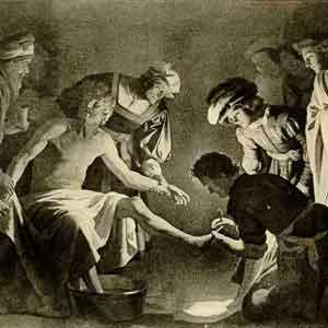 Seneca- The death of Seneca