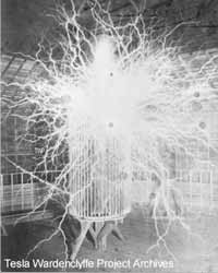 Nikola Tesla  Electric Car