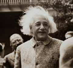 (Albert Einstein on Quantum Mechanics & Max Planck, 1950) 'It was Planck's law of radiation that yielded the first exact determination - independent of other assumptions - of the absolute magnitudes of atoms. More than that, he showed convincingly that in addition to the atomistic structure of matter there is a kind of atomistic structure to energy, governed by the universal constant h, which was introduced by Planck. This discovery became the basis of all twentieth-century research in physics and has almost entirely conditioned its development ever since.'