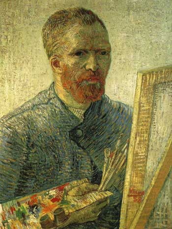 Vincent van Gogh's Life, and Analysis of his Artworks