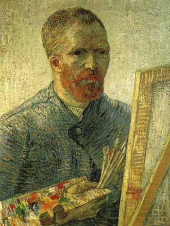 Vincent van Gogh: Self Portrait