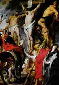 Christianity, Jeus on the Cross: Peter Paul Rubens