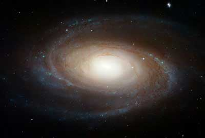 The Milky Way is a spiral galaxy