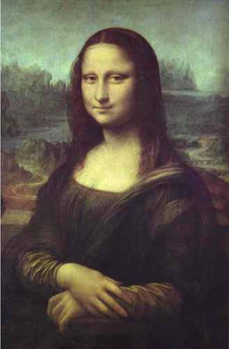 Leonardo da Vinci - Mona Lisa - Philosopy Art Truth