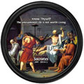 Philosophy Wall Clocks