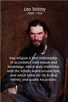 Leo Tolstoy: Theology God Religion Gift Shop