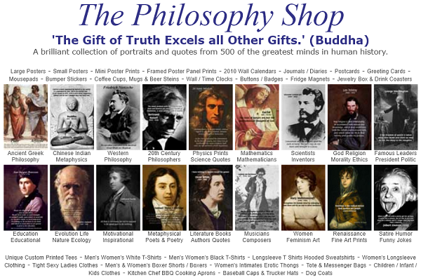 The Philosophy Shop -