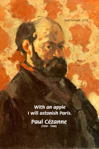 a brief biography of paul cezanne Posts about paul cezanne written by phot50143: working with photographs stephanie murton, supporting work.