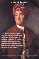 'And though the philosopher may live remote from business, the genius of philosophy, if carefully cultivated by several, must gradually diffuse itself throughout the whole society, and bestow a similar correctness on every art and calling'. (David Hume, 1737)