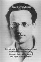 Erwin Schrodinger on quantum physics