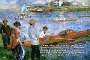 Oarsmen at Chatou (1879), Pierre Auguste Renoir, (1841 - 1919)