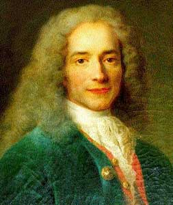 Every man is guilty of all the good he did not do. (Voltaire)