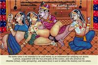 Men may enjoy many Women in the Kama Sutra