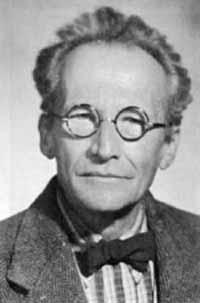 Quantum Mechanics: Erwin Schrodinger